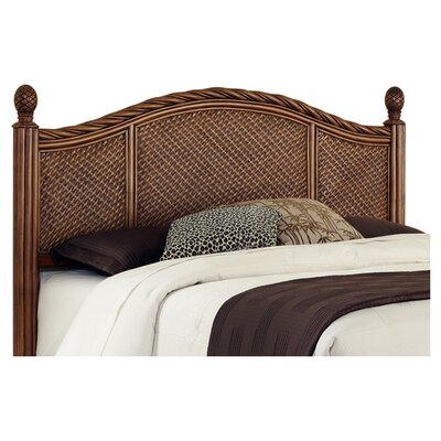Dessie Panel Headboard Size: Queen / Full, Finish: Cinnamon