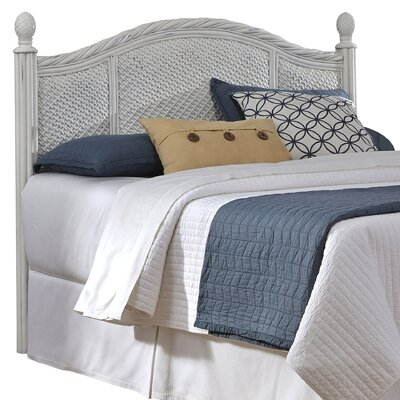 Dessie Panel Headboard Size: Queen / Full, Finish: White