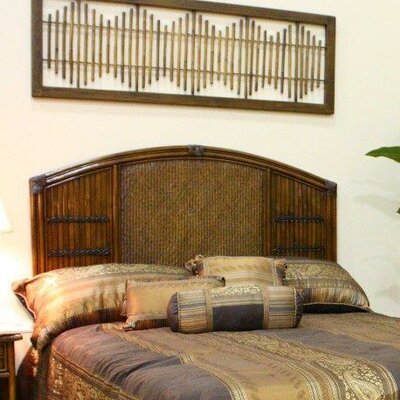 Hutchinson Island South Panel Headboard Size: King