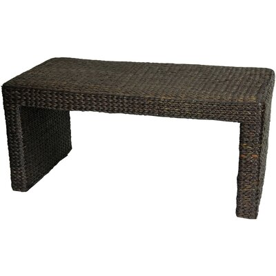 Kianna Coffee Table Color: Black