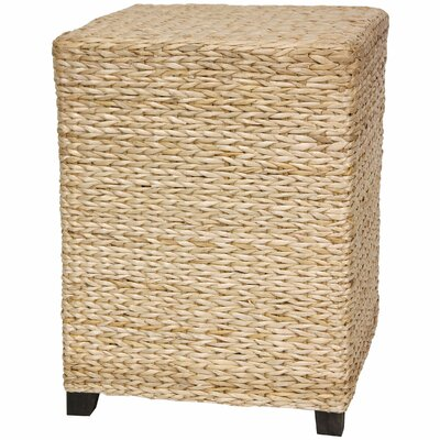 Kianna End Table Color: Natural