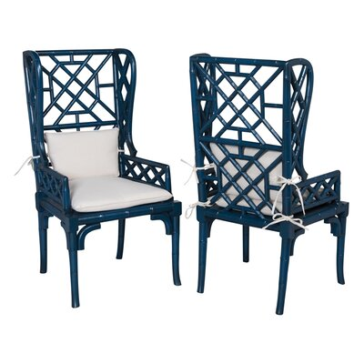 Kennedy Wing Back Arm Chair