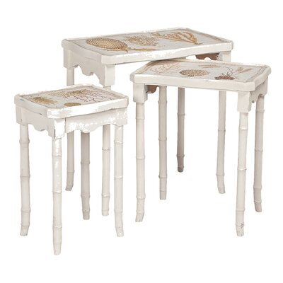 Caledonia 3 Piece Nesting Tables