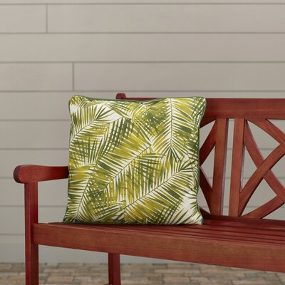 Balamos Indoor/Outdoor Polyester Throw Pillow Size: 20 H x 20 W x 5 D