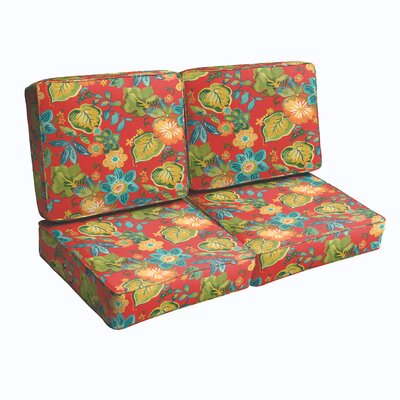 Hiawatha Beach Loveseat Cushion