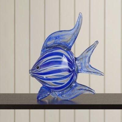 Ibra Glass Fish Figurine BAYI1901 28028443