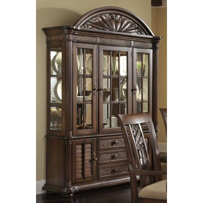 Watson Lighted China Cabinet