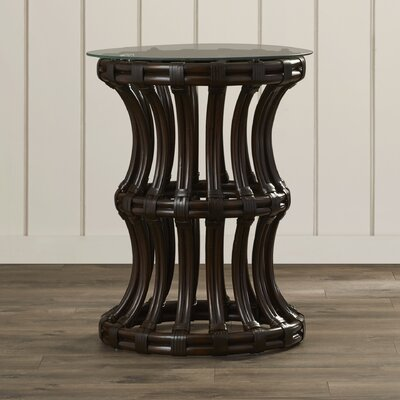 Moonflower End Table
