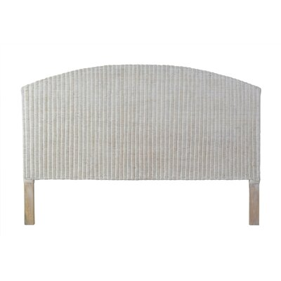 Bostwick Upholstered Panel Headboard Size: King