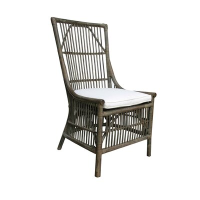 Nerissa Side Chair Upholstrey: Vintage Grey