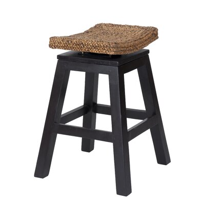 Heron Swivel Bar Stool Seat Height: 24