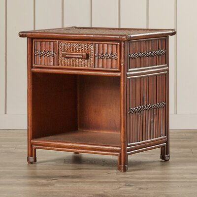 Hutchinson Island South 1 Drawer Nightstand