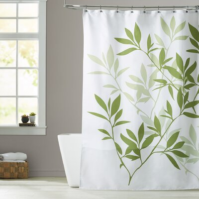 Begonia Shower Curtain
