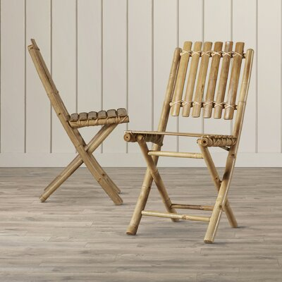 Porter Folding Dining Side Chair (Set of 2)