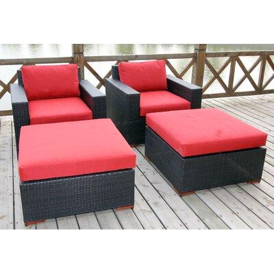 Sunbrella Conversation Set Cushions - Product photo