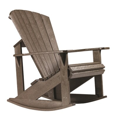 Trinidad Adirondack Rocking Chair