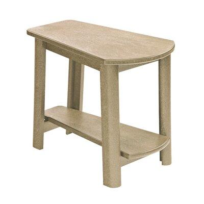 Trinidad Side Table Finish: Beige