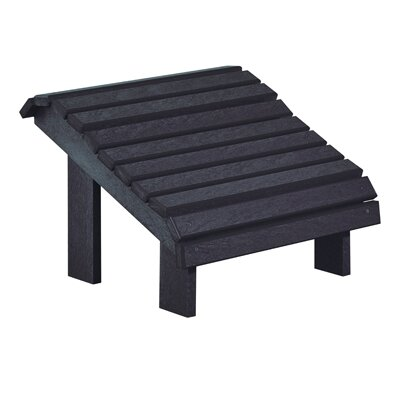 Alanna Ottoman Finish: Black