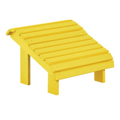 Trinidad Ottoman Finish: Yellow