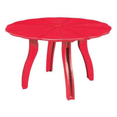 Trinidad Dining Table Finish: Red