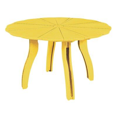 Trinidad Dining Table Finish: Yellow