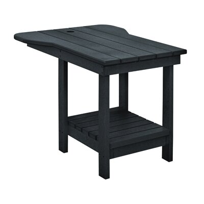 Trinidad Side Table Finish: Black