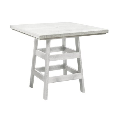 Trinidad Bar Table Finish: White