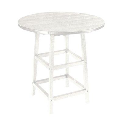 Alanna Bar Table Finish: White