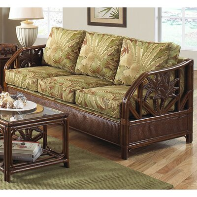 Cypress Sofabed Sofa Color: Tropic Tobacco
