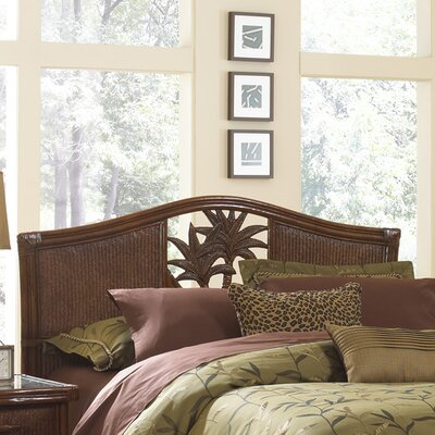 Cypress Panel Headboard Size: Twin, Color: Antique
