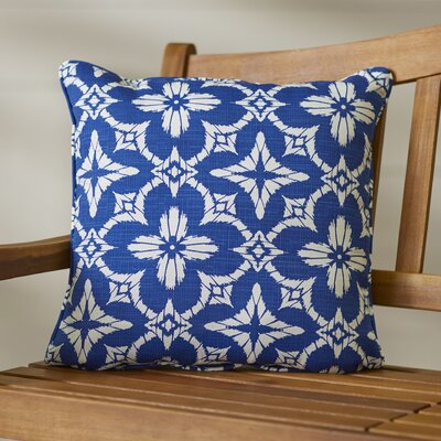 Byrne Indoor/Outdoor Throw Pillow