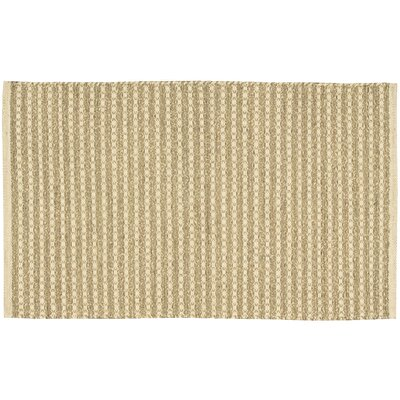 Caicos Light Brown Area Rug Rug Size: Rectangle 26 x 4