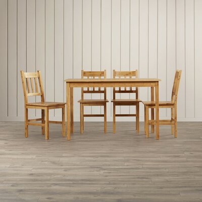 Mango 5 Piece Dining Set