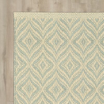 Antigua Light Blue/Beige Area Rug