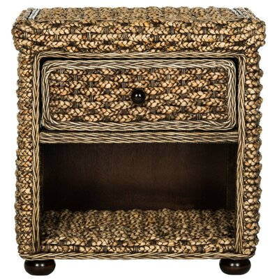 Plume 1 Drawer Nightstand