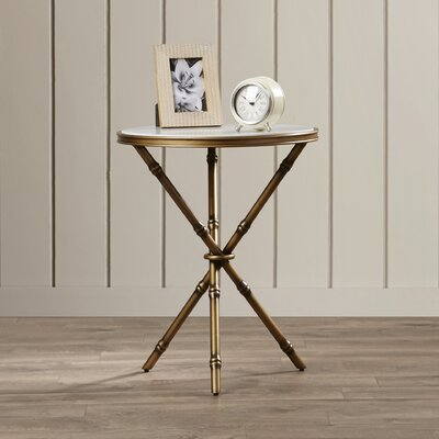 Guadalcanal End Table