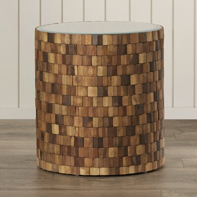 Packer End Table