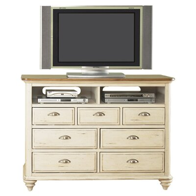 Bridgeview 7 Drawer Media Chest