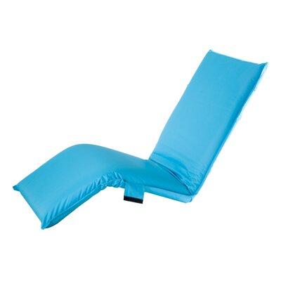 Karakara Chaise Lounge Fabric: Turquoise