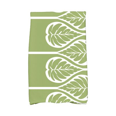 Sigsbee Fern 2 Hand Towel Color: Green