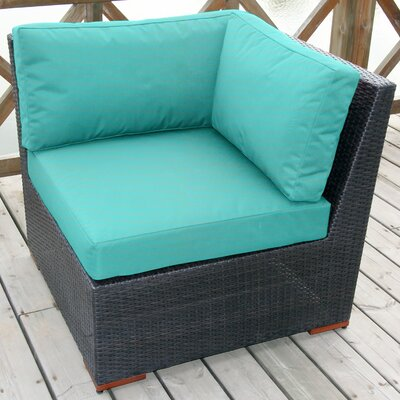 Scholtz Corner Sectional Chair with Cushions