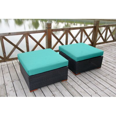 Scholtz Ottoman with Cushion