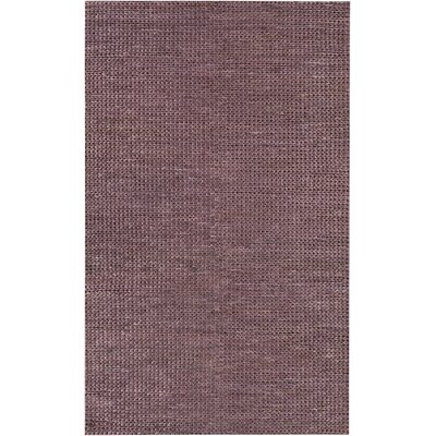 Tai Eggplant Area Rug Rug Size: Rectangle 5 x 8