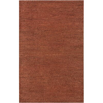 Tai Rust Area Rug Rug Size: Rectangle 8 x 11