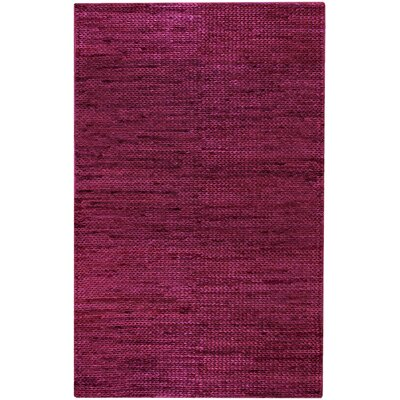 Tai Magenta Area Rug Rug Size: Rectangle 5 x 8