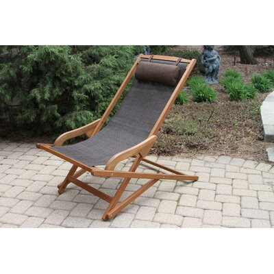 Etlingera Beach Chair with Pillow