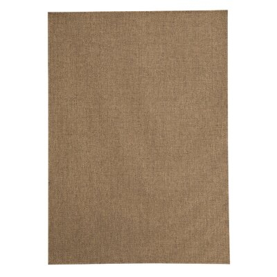 Jasmine Brown Indoor/Outdoor Area Rug