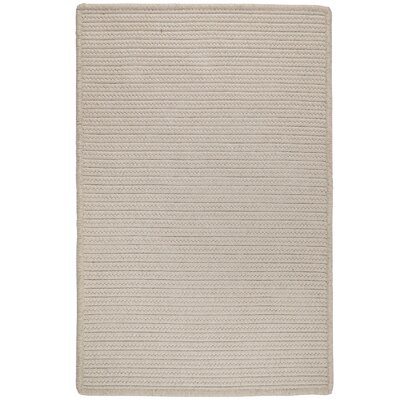 Hopseed Hand-Woven Natural Indoor/Outdoor Area Rug Rug Size: 3' x 5'