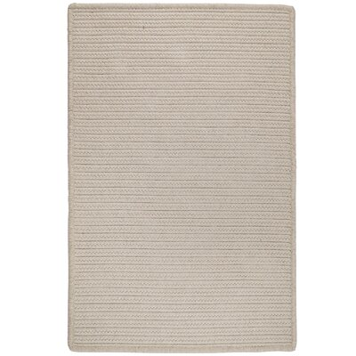 Hopseed Hand-Woven Natural Indoor/Outdoor Area Rug Rug Size: 6' x 9'