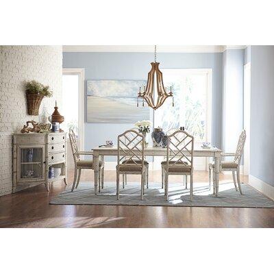Harrouda Extendable Dining Table Finish: White
